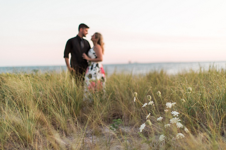 branford_house_avery_point_ct_romantic_classic_beach_sunset_engagement_photos
