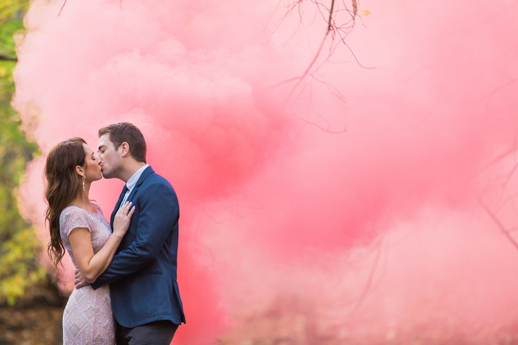 stamford_ct_whimsical_forest_smoke-bomb_engagement_photos_