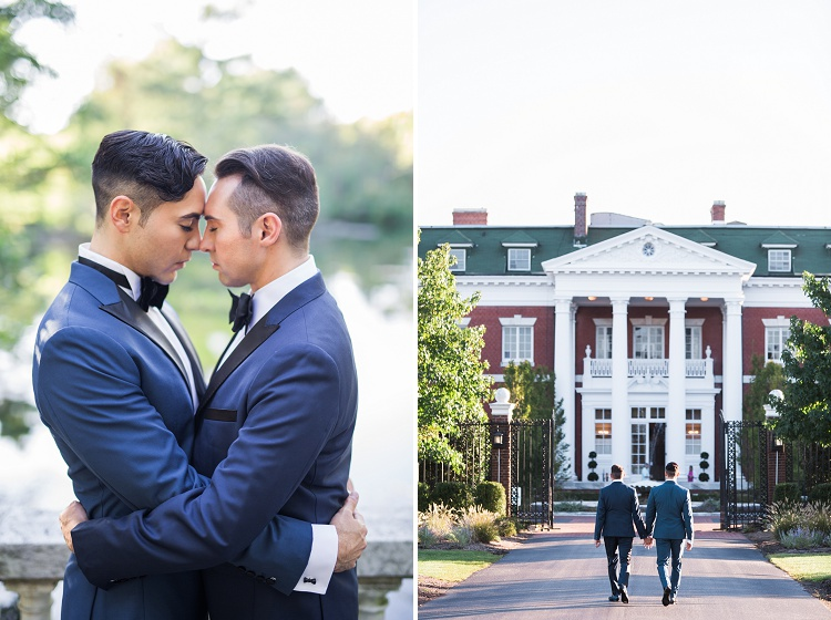 bourne_mansion_love_is_love_same_sex_bow_tie_wedding_photos